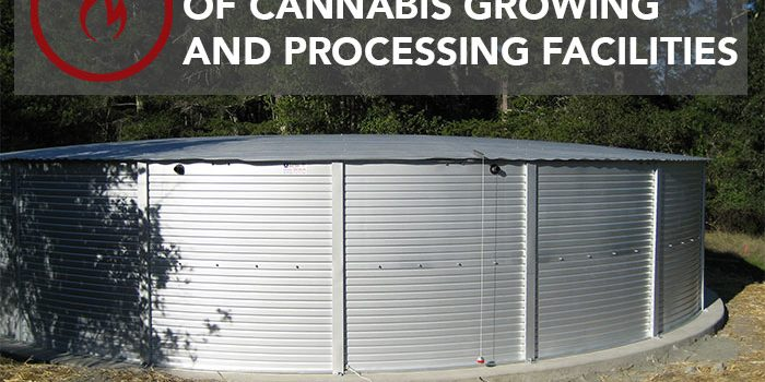 Development of NFPA 420 Fire Protection of Cannabis Growing and Processing Facilities